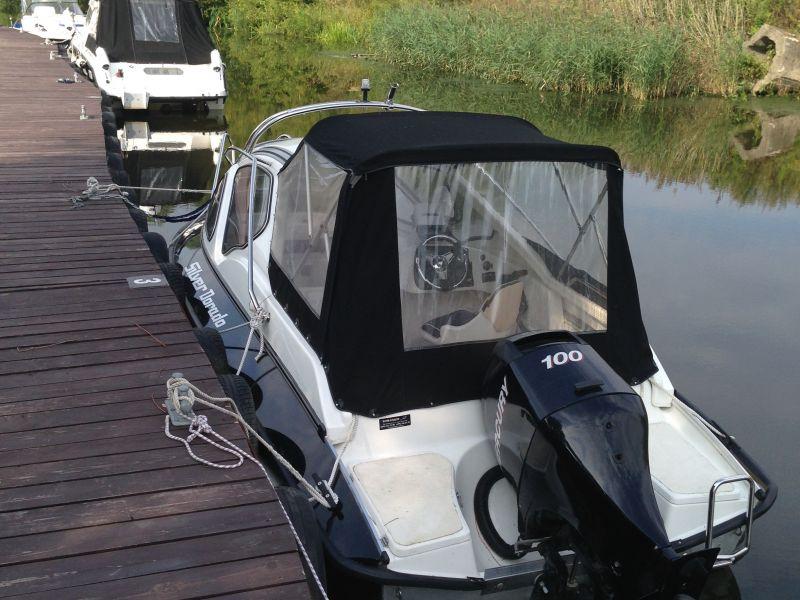 лодка дорадо 540