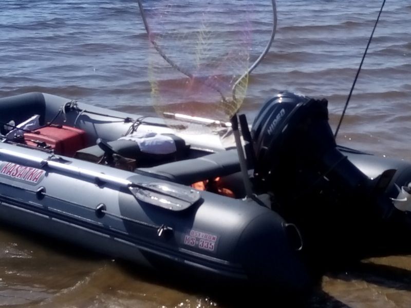 лодка касатка 335 характеристики