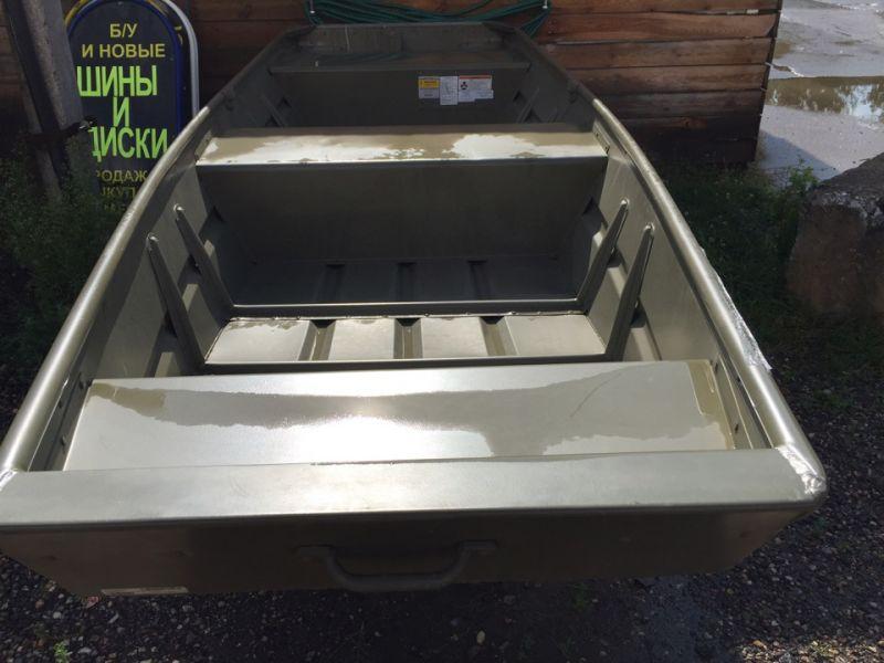 topper лодка
