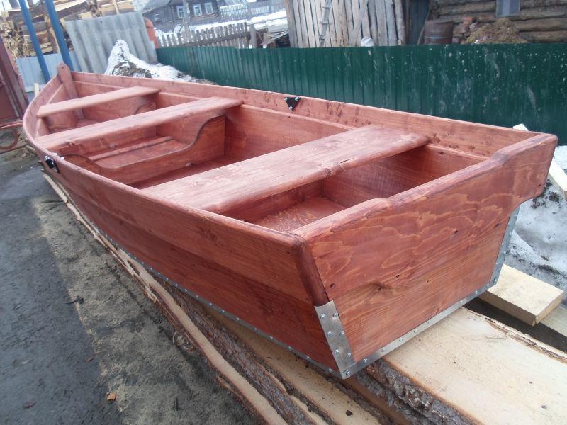 деревянная лодка купить киров