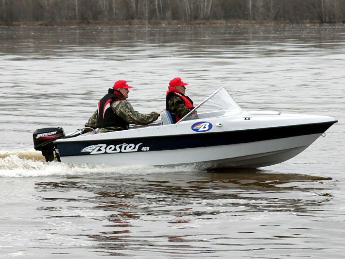лодка бестер 400 пластиковая