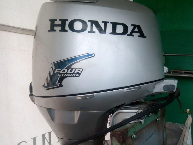 бу лодочные моторы тохатсу хонда