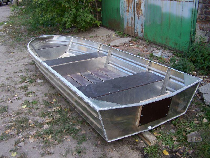куплю лодку алюминиевую новую или бу