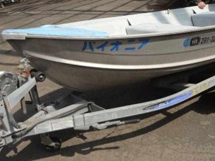 купить лодку или катер в японии