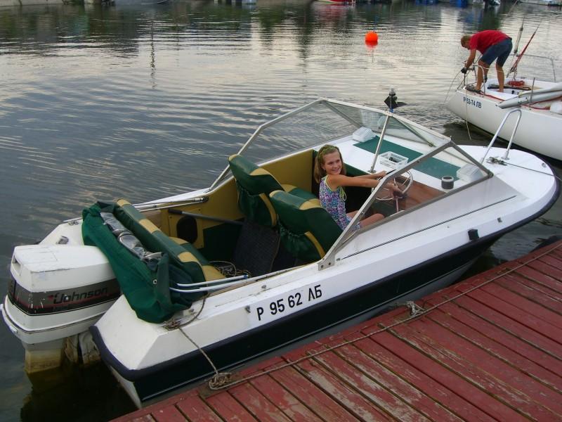 катера и моторные лодки санкт петербург