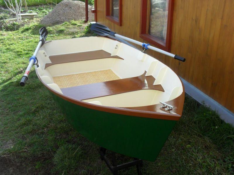 клинкерная лодка своими руками