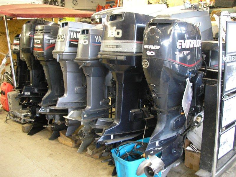 нерастаможенные лодочные моторы из японии