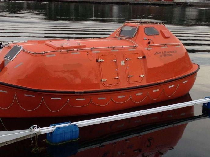 стоимость лодки спасательной резиновой