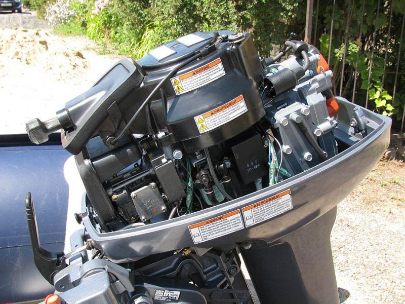 лодка ямаха с мотором ямаха