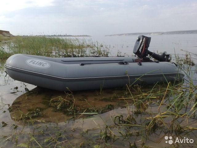 лодка флинк 320 кл цена