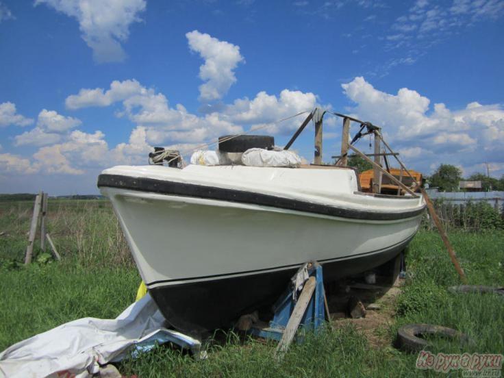 купить бу лодку московская область