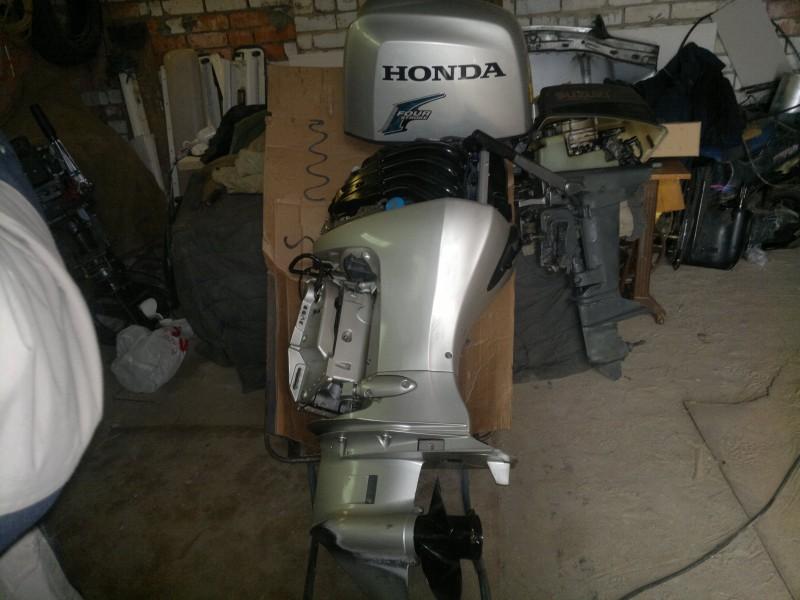 лодочные моторы хонда или сузуки или ямаха