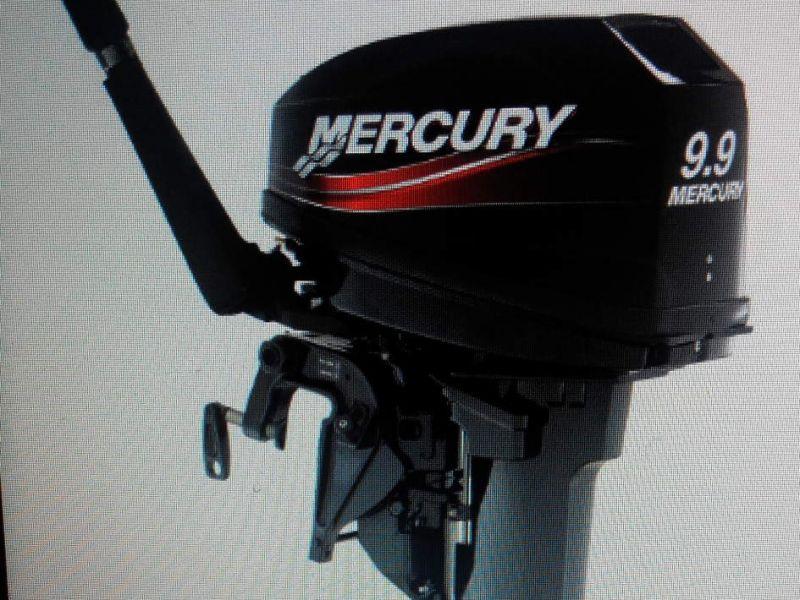 лодочные моторы меркурий лодки видео