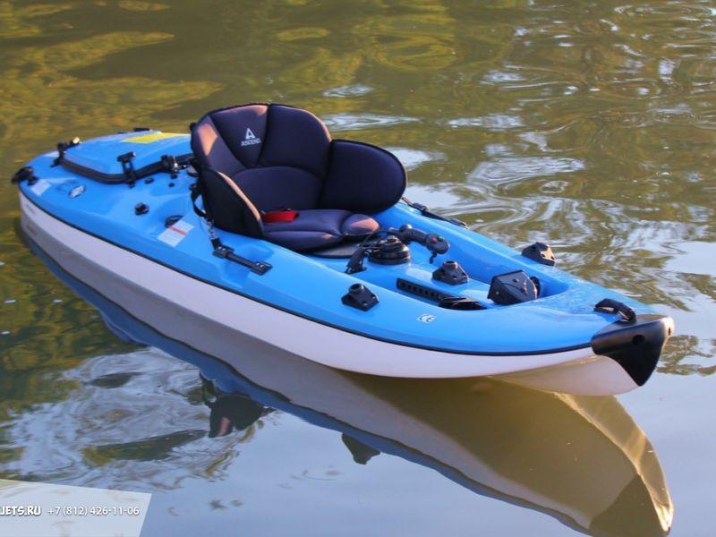 лодки пвх каноэ под мотор