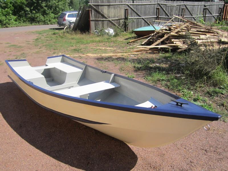 лодка allaska-460
