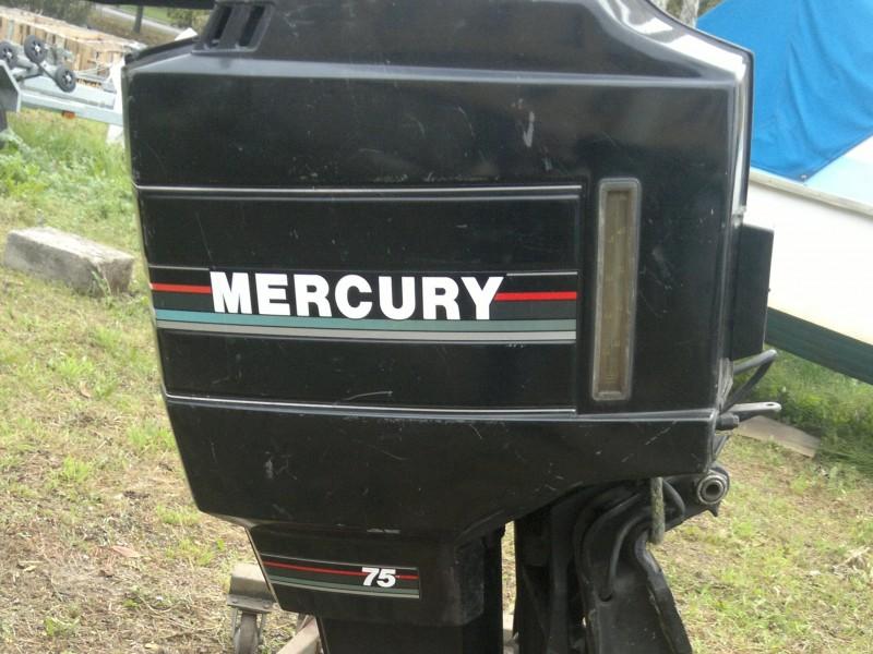 лодочные моторы бу киев меркурий