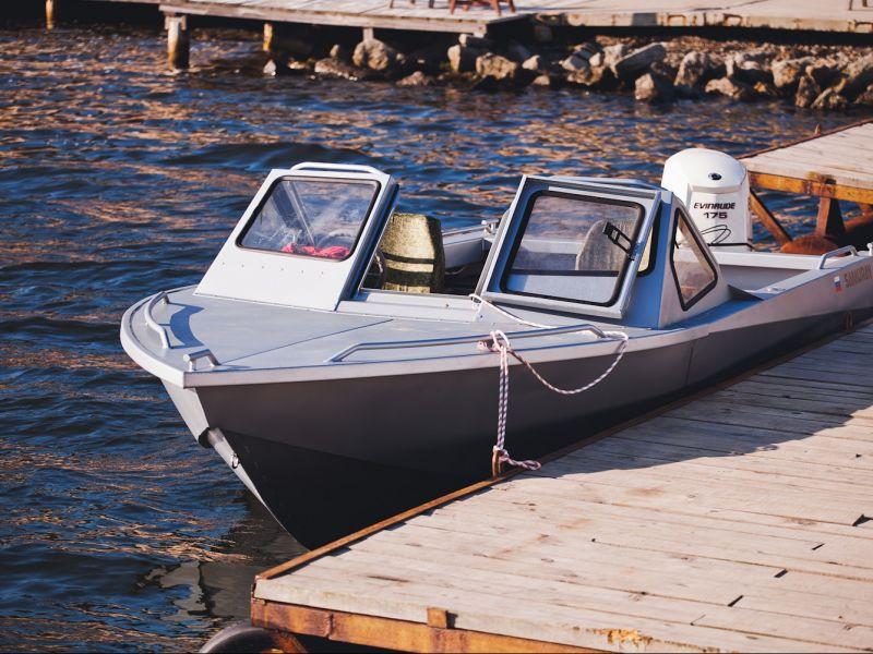 лодка самурай цена