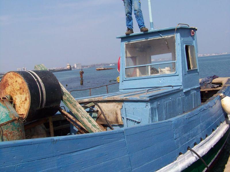 продажа рыболовных катеров из америки