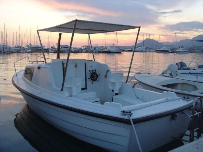 катера для рыбалки в черногории