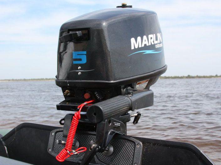 лодочный мотор марлин стоимость