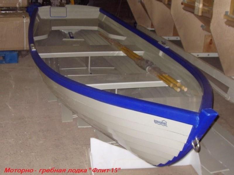 клинкерная обшивка корпуса лодки