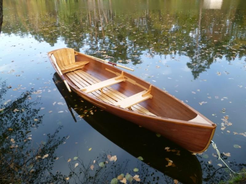 импровизированная лодка