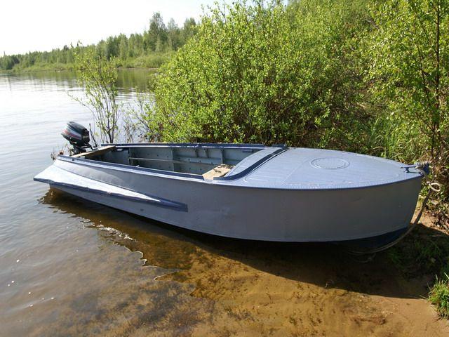 лодка казанка б у киров