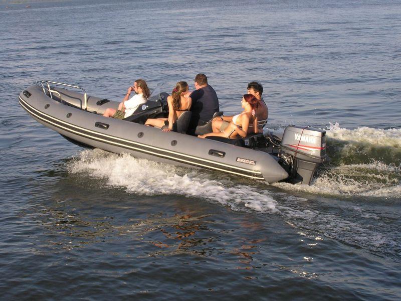 особенности лодок риб