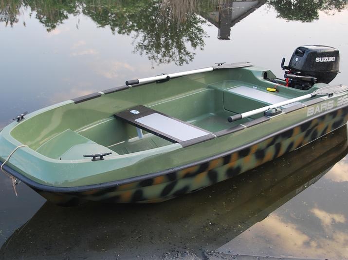 пластиковые лодки катера купить в