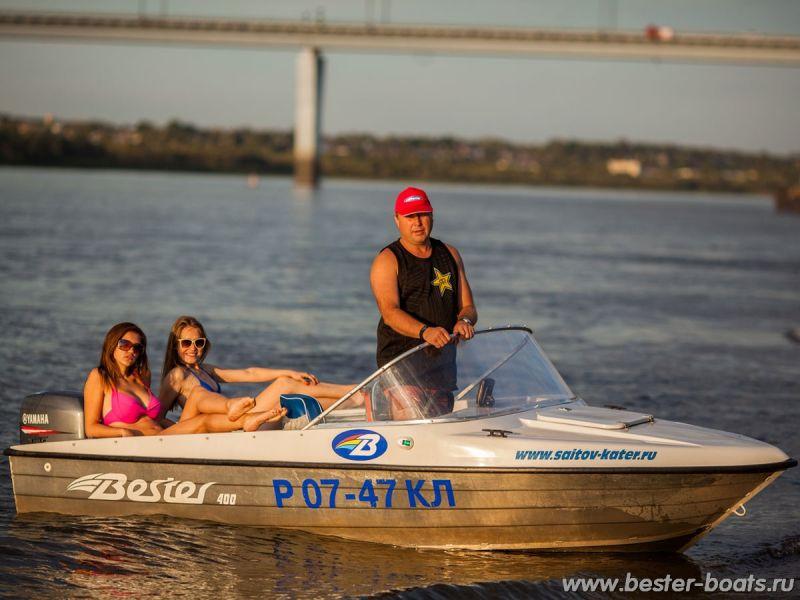 бестера лодка