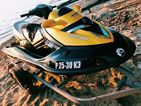 Гидроцикл SEA DOO BRP RXT 215