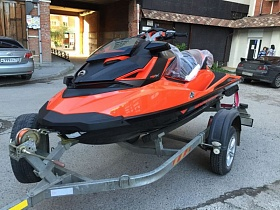 ГИДРОЦИКЛ Sea-Doo BRP RXP X300 RS